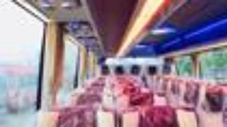 Bán xe khách 29 chỗ Thaco