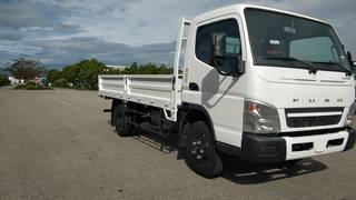 Xe tải Fuso Canter4.99 Thùng Lửng