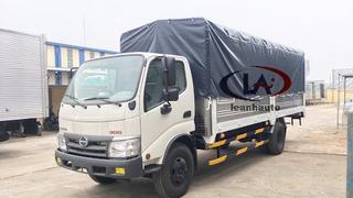 Hino XZU352L   3,5 tấn   Thùng 5m5