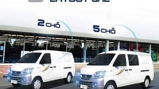 Thaco tải Van 2 chỗ 5 chỗ tại Hà Nam