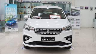 Cần bán Suzuki Ertiga Limited, nhập khẩu indo, màu trắng, giá chỉ từ 480 triệu.
