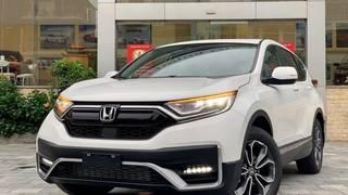 Honda CRV 2020 Động cơ 1.5L Vtec Turbo, cùng gói an toàn cao cấp Honda Sensing