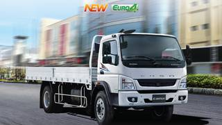Xe tải Mitsubishi nhập khẩu nguyên chiếc FA140