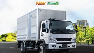 Xe tải nhật bản Fuso FI170 tải 8.5 tấn