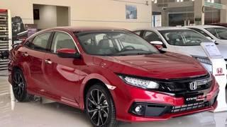 Honda Civic 2020   Tặng gói phụ kiện cao cấp hoặc tiền mặt.