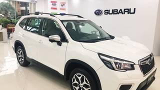 Subaru TTTM Sense City Cần Thơ  giảm giá sốc lên đến 255 triệu đồng