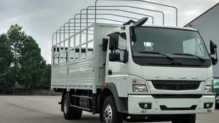Xe tải thùng Mitsubishi FUSO FA140L