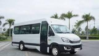 Giá xe 16 chỗ, 19 chỗ Thaco trường hải Iveco Daily ở Hải Phòng