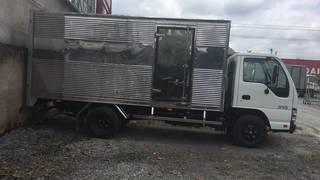 Bán xe tải isuzu Trả góp, giá cạnh tranh xe giao ngay