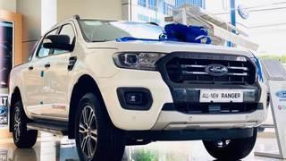 Bán Xe Ford Ranger Wildtrak 2020 mới