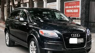 Audi q7 sline full option 2009