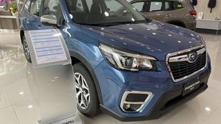 Subaru Forester giảm giá cực sốc trong tháng 11,chỉ còn 1.040 triệu  giá lăn bánh tại Cần...