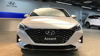 Hyundai Accent 2021 chuẩn mực xã hội mới
