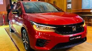 Honda City 2021 RS