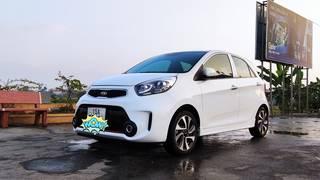 Cho thuê ô tô tự lái Kia Morning tại Hải Phòng