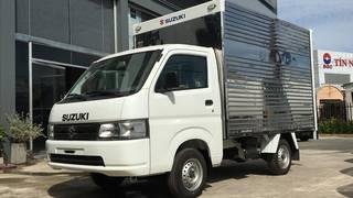 Suzuki Pro thùng kín xe có sẵn giao ngay trong tháng 1