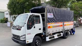 Xe tải Isuzu QKR77HE4 1.9 tấn thùng bạt giá rẻ đến bất ngờ
