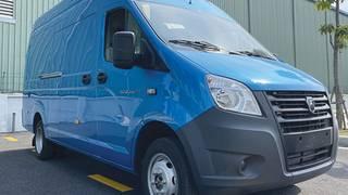 Xe van GAZ nhập khẩu từ NGA, thùng 14 khối, vận chuyển trong nội ô thành phố không...