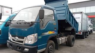 Xe ben 2.5 tấn tại hải phòng   Thaco Forland FD250 hải phòng