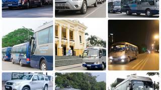 Thuê xe du lịch giá rẻ tại hà nội