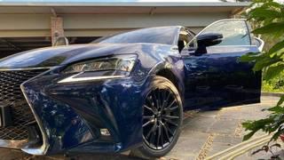 Nâng đời bán xe luxes GS 200t nhập mỹ