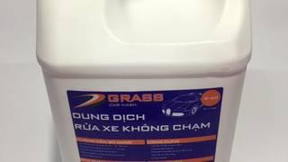 Dung dịch rửa xe không chạm Grass G 40 5 lít