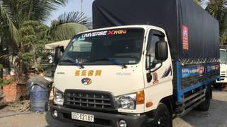 Hd99 đời 2016 xe cũ bán hộ trợ trả góp lên đến 60 giá trị xe tải ae...