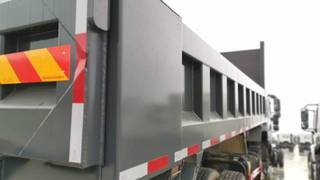 Xe tải Ben Chenglong 385HP   3 Chân