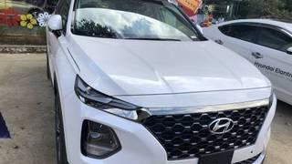 Khuyến mãi 80 triệu đồng cho Hyundai Santa Fe VIN 2021