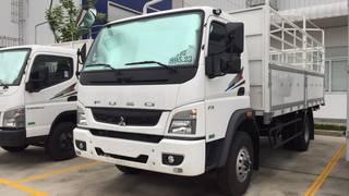 Bán xe tải thaco Fuso 6.5 tấn Hải Phòng