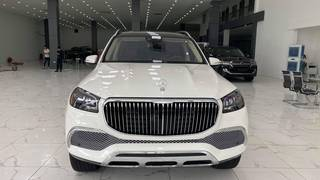 Bán Mercedes GLS 600 Maybach sản xuất 2021, mới 100, xe giao ngay.
