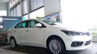 Suzuki Ciaz màu trắng nhập khẩu nguyên chiếc Thái Lan