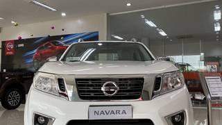 Nissan Navara 2020 EL Rwd AT  Trắng