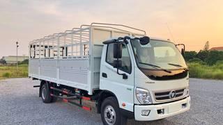 Thaco Ollin 120   tải trọng 7.1T thùng dài 6.2m