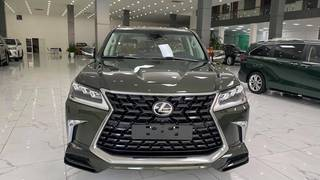 Bán Lexus LX570 Super Sport sản xuất 2021, mới 100, xe giao ngay giá tốt.
