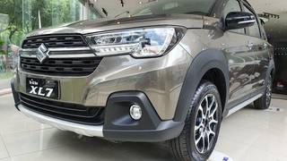 XL7 thương hiệu bán chạy nhất tháng 4 của Suzuki