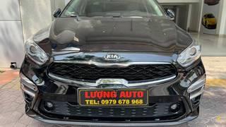 Bán Kia Cerato Luxury 1.6 màu đen số tự động đăng ký 08/2020 biển đẹp HP