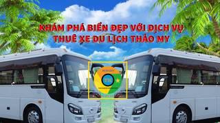 Dịch vụ cho thuê xe du lịch 29 chỗ cao cấp tại HCM