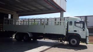 Bán xe tải Thaco 3 chân tải trọng 14 tấn tại Hải Phòng