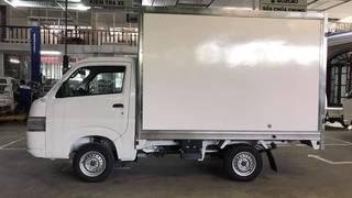 Xe tải Suzuki Pro thùng composit 2021