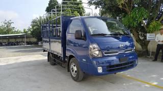 K250 5 bửng ,Xanh Hyundai ,Sẵn xe Quảng Ninh giao ngay