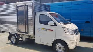 Bán mới xe tải 9 tạ 9 thùng dài 2.8 mét Dehan Teraco 100 ở Hải Phòng Quảng...