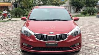 Kia k3 2.0 2014 màu đỏ biển tp hcm