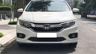 Honda city cvt 2017 màu trắng xe tư nhân