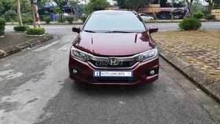Honda city 2018 cvt đỏ