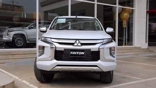 Mitsubishi triton 4x2 at mivec 2020  đah