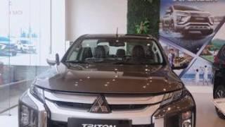 Triton xả hàng giảm đến 140 triệu, trả góp 85 xe