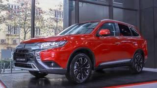 Mitsubishi outlander cvt premium ưu đãi cực tốt