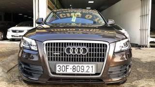 Audi q5 2.0 at 2011