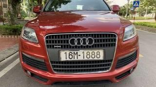 Audi q7 2006 nhập đức 2008 biển vip
